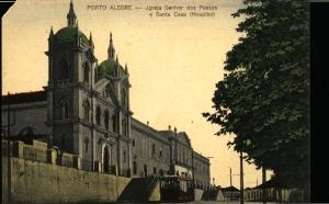 Igreja Senhor dos Passos e Santa Casa (Hospital)