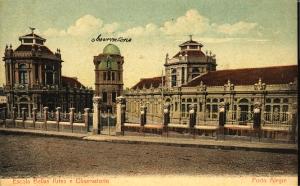 Escola Bellas Artes e Observatório