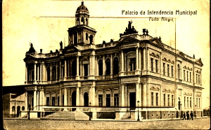 Palácio da Intendência Municipal