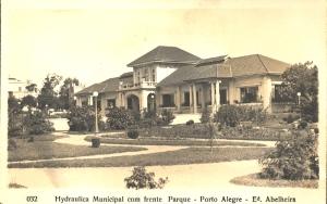 Hydraulica Municipal com frente Parque - Ed. Abelheira