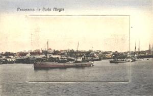 Panorama de Porto Alegre